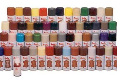 Tintura Spary pelli lisce 150ml